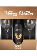 Skovlyst Bison - Gaveæske M. 2 Glas