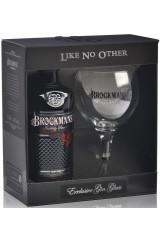 Brockmans Gin Gift Box 70 cl Inkl 1 Glas