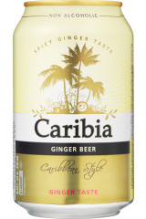 Caribia Ginger Beer 33 cl