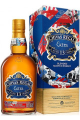Chivas Regal Extra 13 Års American Rye Blended Scotch Whisky 70 cl