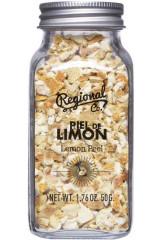 Regional Co - Tørret Citronskal 50 gram
