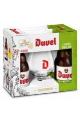 Duvel Gaveæske inkl. glas
