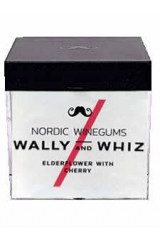 Wally & Whiz Vingummi Hyldeblomst m. Kirsebær