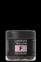 Bulow  F – DARK & SEA SALT 125 g