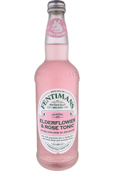 Fentimans Elderflower & Rose Tonic 50 cl