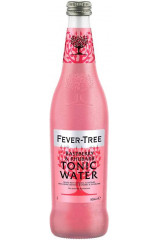 Fever-Tree Rhubarb and Raspberry Tonic Water 500 ml