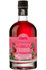 Foxdenton Strawberry & Raspberry Danish Edition 2.0 70 cl