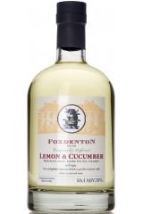 Foxdenton Lemon & Cucumber 50 cl