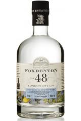 Foxdenton The Original 48 London Dry Gin 70 cl