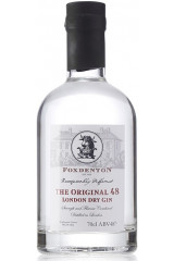 Foxdenton The Original 48 London Dry Gin 70 cl