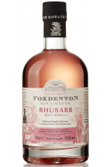 Foxdenton Rhubarb Gin 70 cl