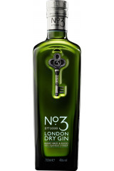 No 3 London Dry Gin 70 cl