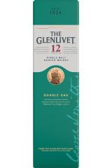 The Glenlivet 12 års Single Malt 70 cl