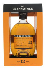 The Glenrothes 12 års Single Malt Whisky
