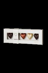 Xocolatl Golden Heart 5 stk
