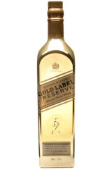 Johnnie Walker Gold Label Reserve Limited Edition Bottle 70 cl