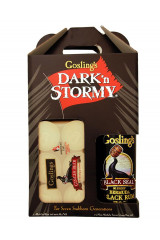 Goslings Dark 'n Stormy kit