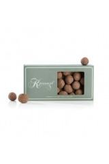 Karamel Fabrikken Med mælkechokolade og Kakao