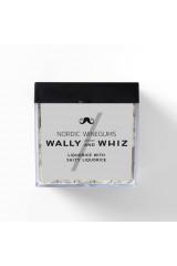 Wally and Whiz Vingummi Med saltet lakrids 140g