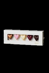 Xocolatl  Heart 5 stk