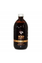 Iced Espresso m. Cream Caramel