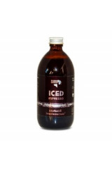 Iced Espresso m. Finnish Liquorice