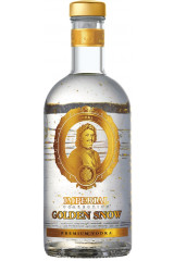 Imperial Golden Snow Russian Vodka 70 cl