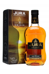 Isle of Jura 10 år Origin 70 cl