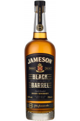 Jameson Black Barrel Blended Irsk Whiskey 70 Cl