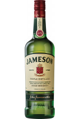 Jameson Triple Distilled Irsk Whiskey 70 Cl