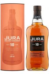Jura 10 Years Old Single Malt Whisky 70 cl