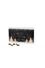 Xocolatl Julekander 2018 m. Mørk Chokolade
