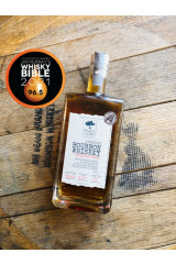 Knaplund Straight Bourbon Whiskey Atlantic Aged 50 cl