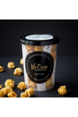 NoCrap Gourmet Popcorn m. Trippel Læsøsalt