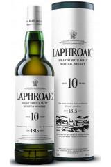 Laphroaig 10 års Single Malt Whisky 70 cl