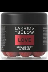 Bülow Love Strawberry & Cream 125g