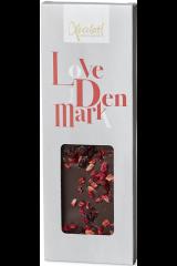 Xocolatl Snackbar - Mørk Chokolade med Røde Bær