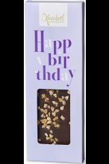 Xocolatl Snackbar - Mørk Chokolade med Karamelliserede Hasselnødder