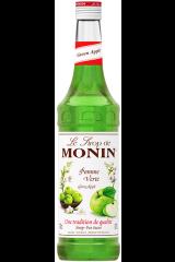 Monin Grøn Æble Syrup 70 cl