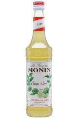 Monin Lime Syrup 70 cl