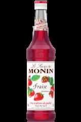 Monin Jordbær Syrup 70 cl