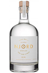Njord Gin Sun And Citrus 20 cl