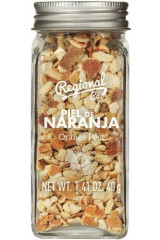 Regional Co - Tørret Appelsinskal 40 gram