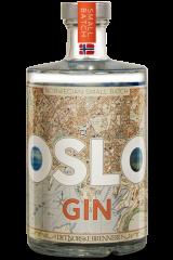 Oslo Gin - Norwegian Small Batch 50 cl