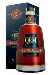 Ron Quorhum 30 Aniversario Travel Retail 70 cl