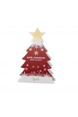 Xocolatl Juletræ rød