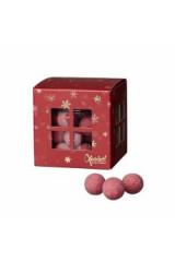 Xocolatl Rød sprossehus - hindbærlakrids