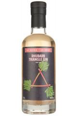 That Boutique-Y Rhubarb Triangle Gin