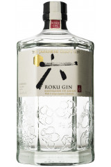 Roku Gin - The Japanese Craft Gin