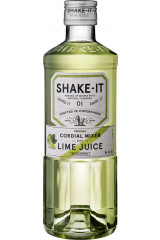 Shake-It Mixer Lime Juice 50 cl